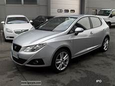 2010 Seat Ibiza 1 6 5p Sports Car Photo And Specs