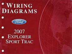 manual repair free 2007 ford explorer sport trac engine control 2007 ford explorer sport trac wiring diagrams