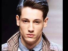 hairstyles for oblong faces men youtube