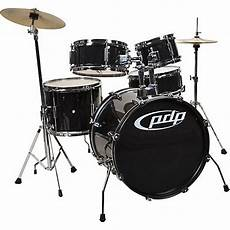 Pdp By Dw Player 5 Junior Drum Set With Cymbals And