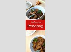 thai indonesian rendang curry_image