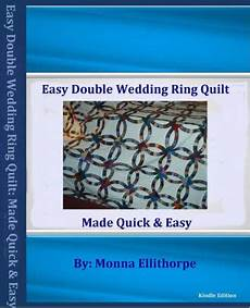 easy double wedding ring quilt book by monna ellithorpe nook book ebook barnes noble 174