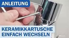 Anleitung Hansgrohe Keramikkartusche Einfach Austauschen