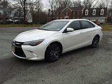 Car Review 2017 Toyota Camry Adds Some Sport To Midsize