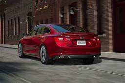 2019 Chevrolet Malibu Reviews  Research Prices