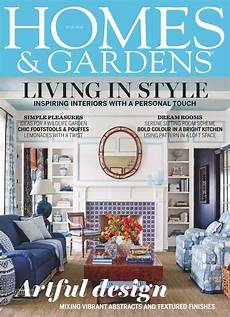 homes gardens magazine july 2018 subscriptions