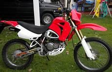 Modifikasi Motor Crypton by Gambar Modifikasi Motor Yamaha Crypton Jadi Trail
