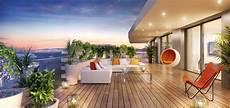 l appartement terrasse et le luxe d un ext 233 rieur bien pens 233