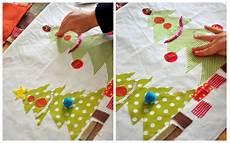 weihnachtsbasteln mit kindern last minute craft wall panels babyccino
