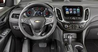 2018 Chevrolet Equinox Goes Small And High Tech  Consumer