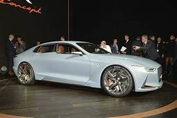 Genesis New York Concept Is A Warning Sign To BMW's 3
