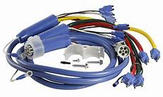 grote wire harness 67571 ubs 174 harness rear sill option 56 quot ground return abs connection pin