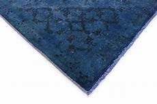 vintage teppich blau vintage teppich blau in 330x220 1001 167208 carpetido de