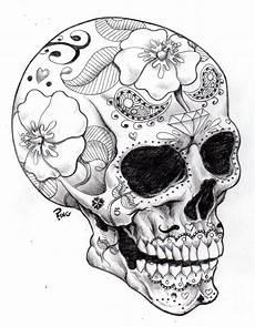 Ausmalbilder Erwachsene Totenkopf Coloring Pages Skull Coloring Pages Skull
