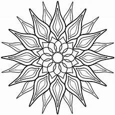 Malvorlagen Mandalas Blumen Malvorlagen Ausmalbilder Blumen Mandala Malvorlagen