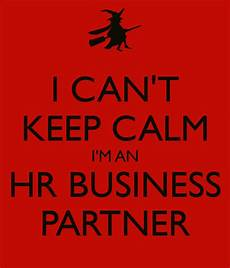 i can t keep calm i m an hr business partner poster anthony keep calm o matic
