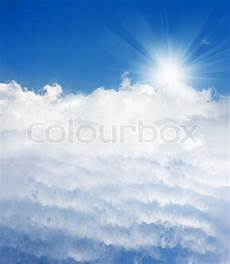 a light bright and beautiful 2001157 light from heaven clear blue sky bright sun and
