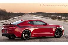 The 2016 Hennessey Chevrolet Camaro Ss Hit 202 Mph