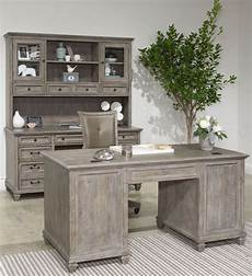 executive home office furniture sets lancaster dove tail grey executive home office set from