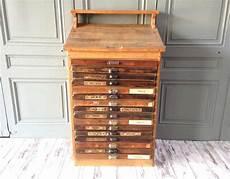 meuble ancien d occasion ancien meuble d imprimerie d occasion