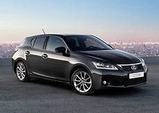 The Lexus Ct 200h Hybrid Disappoints On Mpg Up