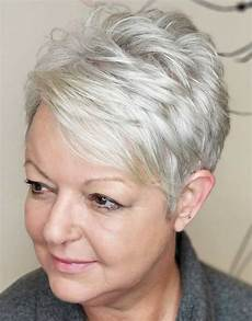pixie haircuts for over 50 20 best ideas of gray pixie hairstyles for over 50