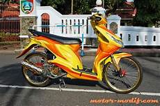 Modifikasi Airbrush by 9 Foto Modifikasi Airbrush Honda Beat Keren Unik Variasi