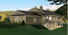 ranch house plans walkout basement awesome ranch floor plans with walkout basement 6