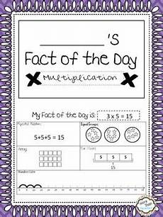 division worksheets how to 6207 multiplication strategies fact of the day book multiplication strategies fact of the day