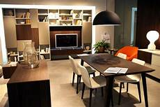 how to make a living dining room feel like separate spaces furniture choice