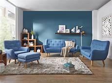 Sofa Blau Skandinavisch - sofa frenco 187 sofas massivum
