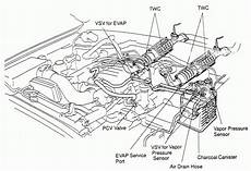 1998 toyota corolla engine diagram 2000 toyota corolla engine diagram automotive parts diagram images