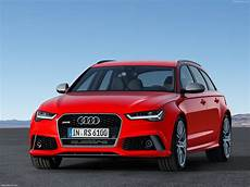 Audi Rs6 Avant Performance 2016 Pictures Information