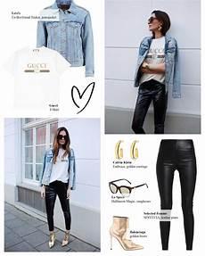 shop the look gucci t shirt hype editorial lena