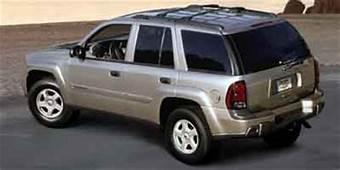 2004 Chevrolet Trailblazer Dimensions  ISeeCarscom