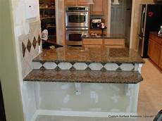 Counter Add On by Kitchen Backsplash Extension Add On Granite Counters