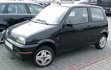 Fiat Cinquecento Sporting - file fiat cinquecento front 20071031 jpg