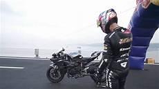 Kenan Sofuoglu Kawasaki H2r 400 Kmh World