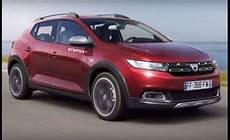 Nuova Dacia Sandero Stepway 2020 Foto Ed Informazioni
