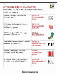 free worksheets on division for grade 4 6545 4th grade math worksheets division with remainders world of reference