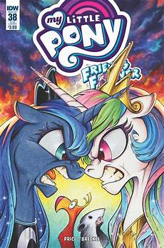 my pony friends forever 38 idw publishing