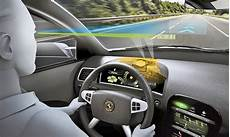 heads up display new up displays could change views for drivers and