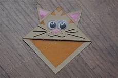 marque page chat papiers cailloux ciseaux