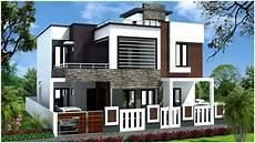 duplex house design in around 200 square meters duplex