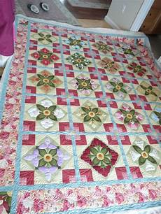 applique quilting sewing quilt gallery floral applique