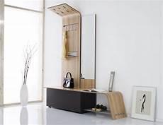 meuble d entrée porte manteau design meuble d entr 233 e moderne avec porte manteau et banc
