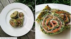 essen ohne kochen rezepte low carb lachs spinatrolle essen ohne kohlenhydrate