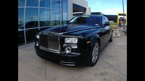 2011 Rolls-royce Phantom, For Sale At Bentley Scottsdale