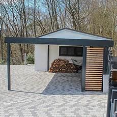 carport mit schuppen garagen schuppen bilder ideen inspirationen und bau in