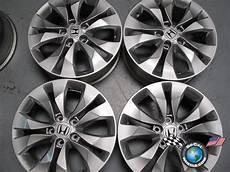 four 2012 honda crv cr v factory 17 wheels oem rims accord